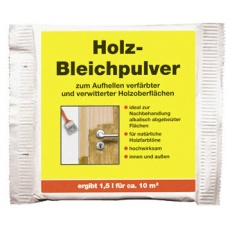 Pufas Holzbleichpulver  100 gr.