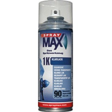 Spraymax 1K Klarlack matt Spraydose 400 ml<br>